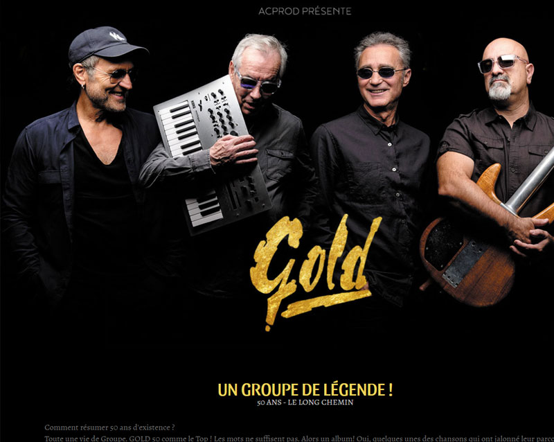Groupe Gold